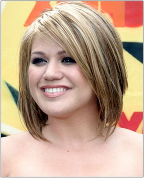 Short Hair Styles For Fat Women   Short Hairstyle 2013