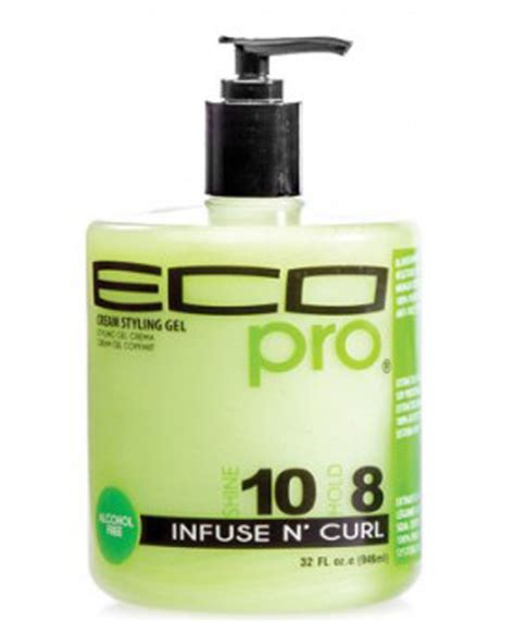 styling gel or cream ecoco eco styler eco pro cream styling gel infuse n curl