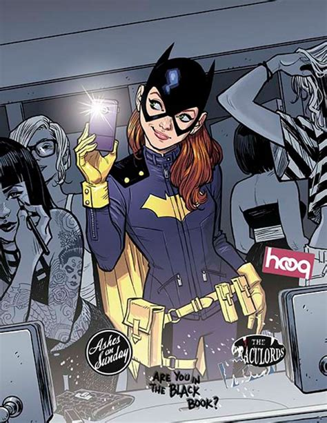 A Few New Babs I Guess 00 By Ufopilots On Deviantart New Batgirl Creators Bring Much Needed Style Revitalization