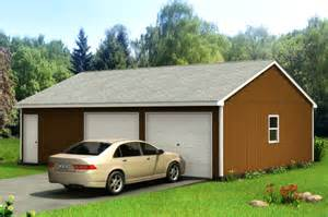 24x24 Pole Barn Cost Custom Building Package Kits Two Car Garages