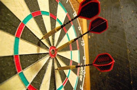 darts dartboard target  photo  pixabay