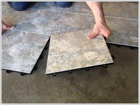 Tile Ideas For Basement Floors   Flooring : Home