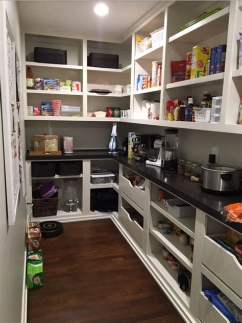 walk in kitchen pantry design ideas walk in pantry pantry design pinterest pantry