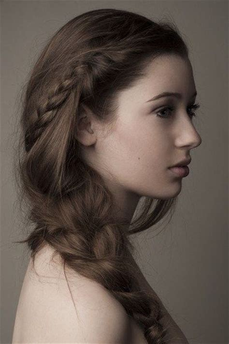 soft draid hairstyles 15 loose braided hairstyles for a boho chic look pretty