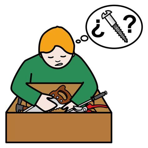 recortar imagenes en ingles dibujos para pintar de los verbos imagui