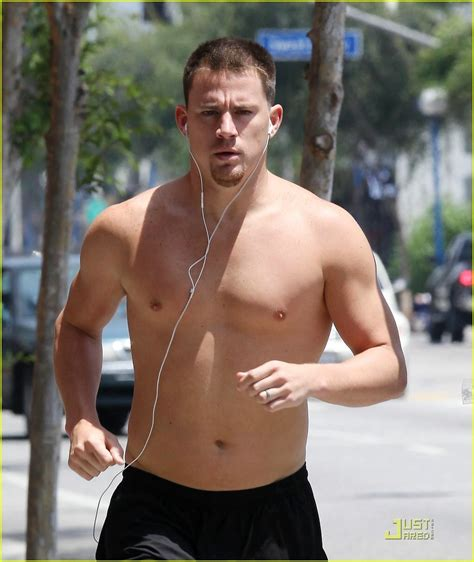 channing tatum in photos sssip s quot a w e quot attic of