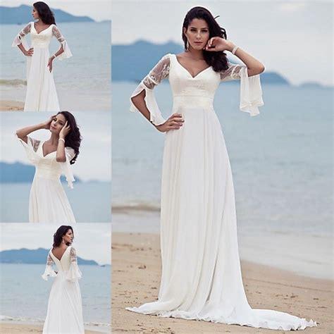 casual beach wedding dress ideas wedding and bridal
