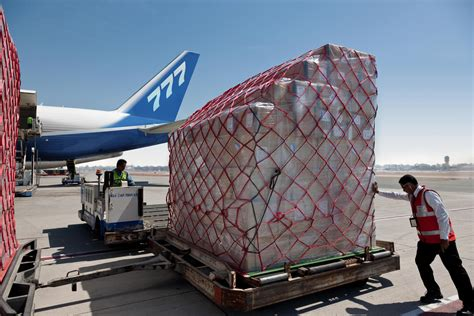 boeing forecasts air cargo traffic to in 20 years