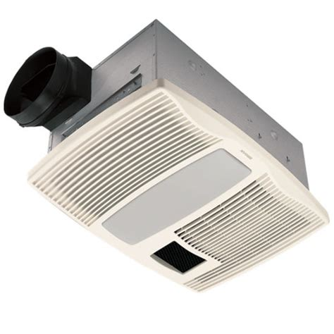 broan ventilation fan with light bathroom fans broan qtx series light light