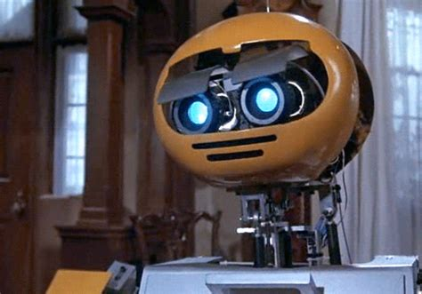 film robot année 80 robot gif find share on giphy