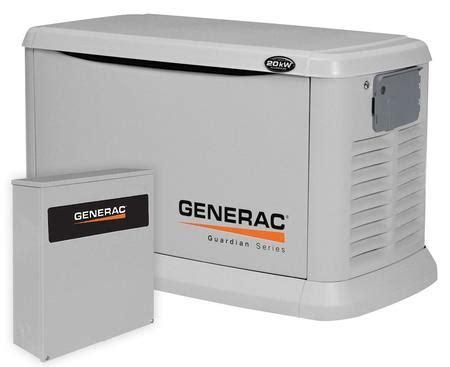 whole house generac generators