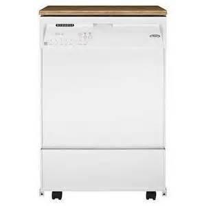 Dishwasher Reviews Whirlpool Whirlpool Portable Dishwasher Dp940pwsq Reviews