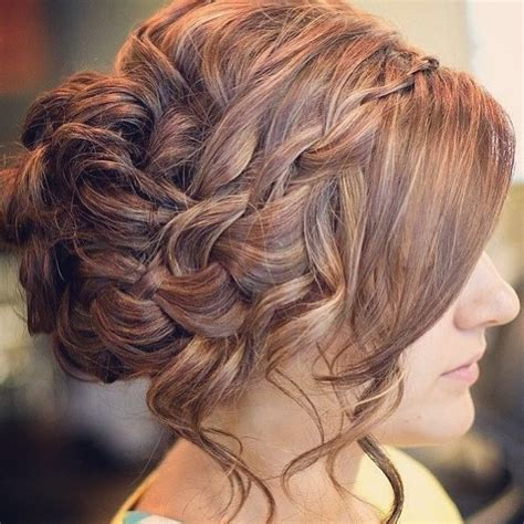 Hairstyles On Pinterest Prom Hair Formal Hair And Wedding Hairs | 30 best prom hair ideas 2018 prom hairstyles for long