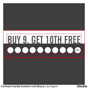 buy templates buy 10 get 1 free punch card templates besttemplates123