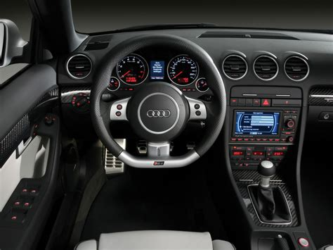 Audi Rs4 Interior by 2007 Audi Rs4 Interior 1280x960 Wallpaper