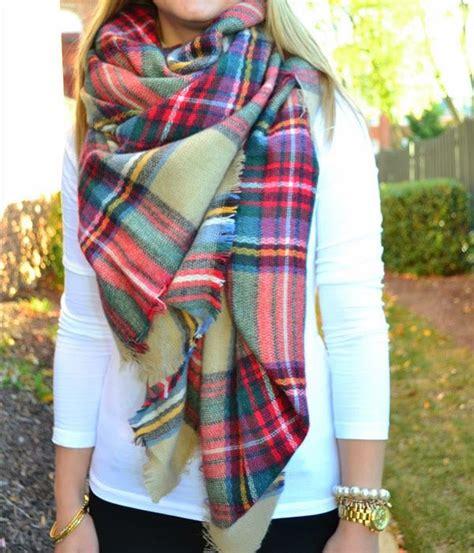 decke plaid things i m coveting plaid scarves