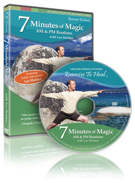 holden 7 minutes of magic dvd 7 minutes of magic am pm routines products directory