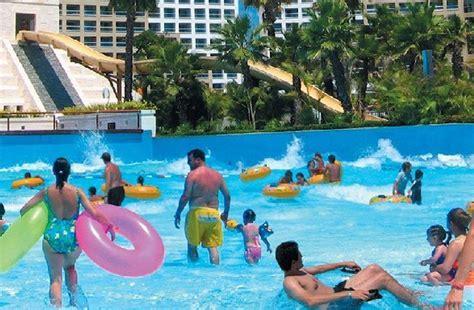 Mesin Kolam Renang kolam renang gelombang air park gelombang mesin untuk