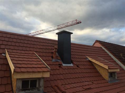 conduit cheminee exterieur renovation de conduit cheminee exterieur a wittenheim nb