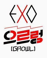 exo growl lirik lirik lagu exo growl uridheul blog