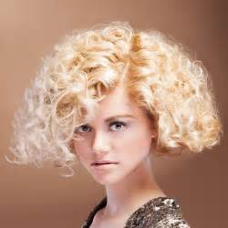 hairstyle for short curly hair at home collections