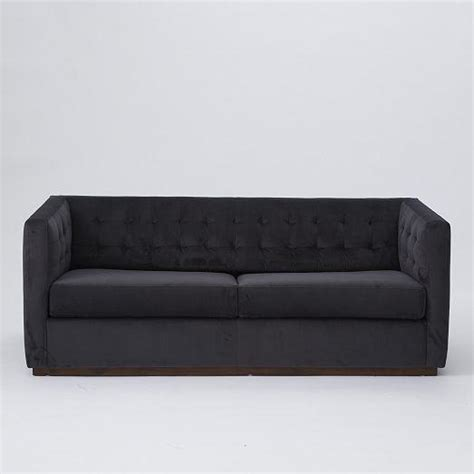 sleeper sofa rochester ny rochester sleeper sofa west elm