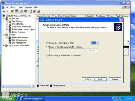 format hardisk untuk dvd player cara membuat menghapus dan format partisi hardisk di