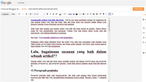 Cara Membuat Artikel Wawancara | membuat artikel yang seo cara menulis artikel yang baik