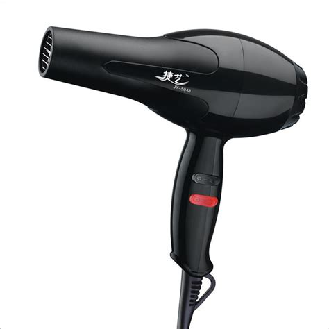 Hair Dryer Cold styling tools hair dryer professional dryer and cold wind 1600w 1 free nozzles