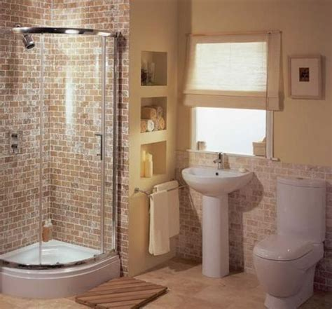 Cheap Bathroom Shower Ideas by 10 Visually Increase The Space In The Cheap Bathroom