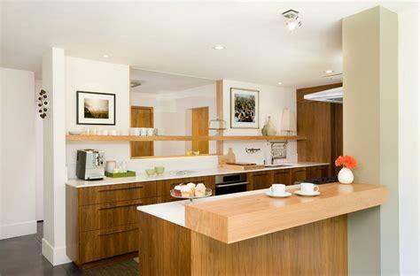 小户型室内厨房设计效果图 土巴兔装修效果图