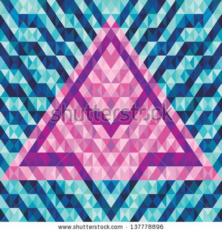 abstract pattern for paper presentation geometric background vector seamless pattern music
