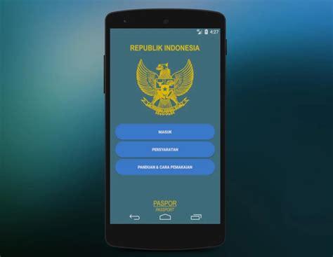 cara membuat paspor indonesia online cara membuat paspor dengan sistem antrian online terbaru 2018