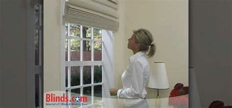 1 5 Wood Blinds How To Install Outside Mount Roman Shades 171 Interior