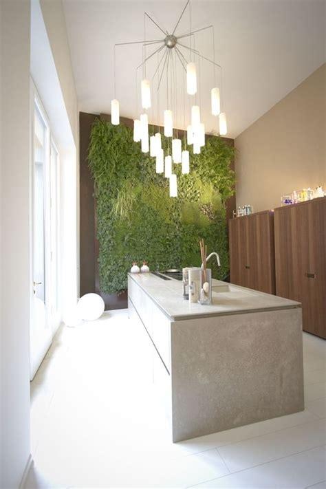 jardines verticales en la cocina decoracion de interiores  exteriores estiloydeco