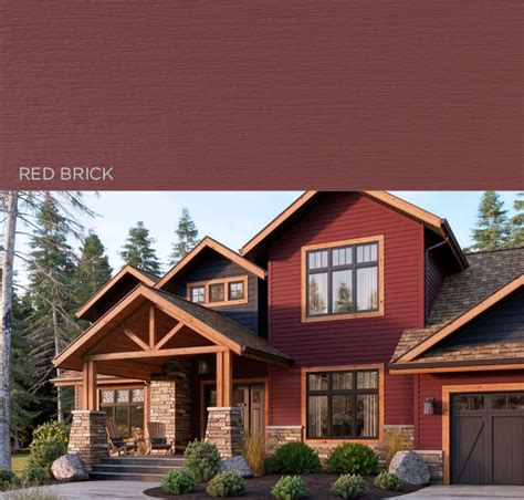 siding colors for red brick houses vinyl siding colors peter l brown company
