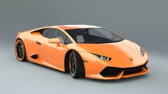 Lamborghini Upcoming Models Lamborghini Huracan Lp 610 4 3d Model Obj 3ds Fbx Lwo Lw