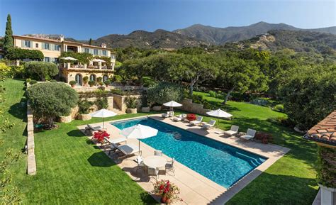 jeff bridges home jeff bridges 29 5m montecito estate is on the market