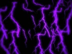 Purple Lightning Neon Purple Lightning