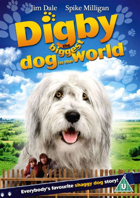 film giant dog digby the biggest dog in the world dvd zavvi