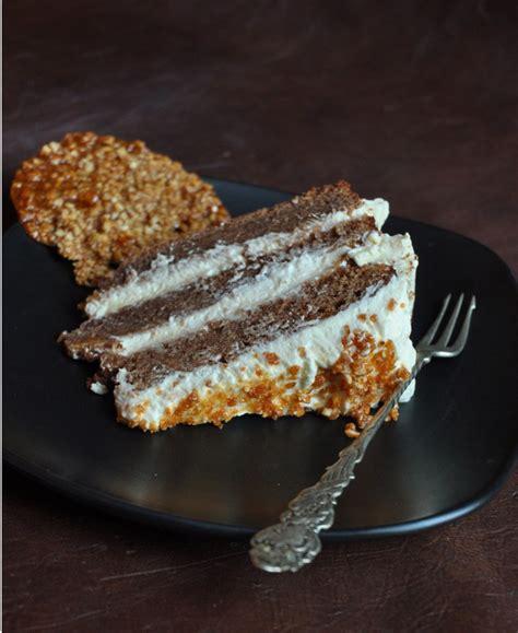 Promo Nutella Mousse Cake 20 Cm X 20 Cm easy chocolate nutella cake with vanilla mousse