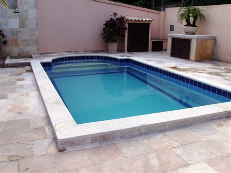 foto piscina de azulejo de recanto das piscinas