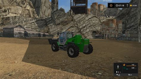 Miners Ls by Landsweiler Mining V 1 0 Fs 17 Farming Simulator 17 Mod