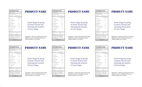 ordner label template word printable label templates