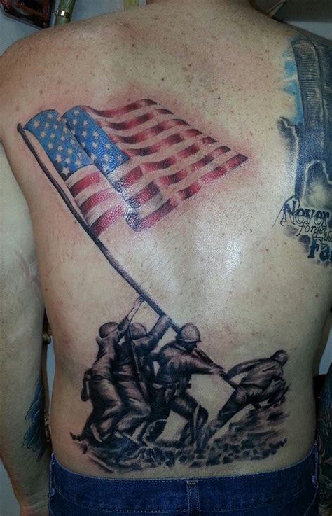 iwo jima tattoo iwo jima memorial by sykboi on deviantart