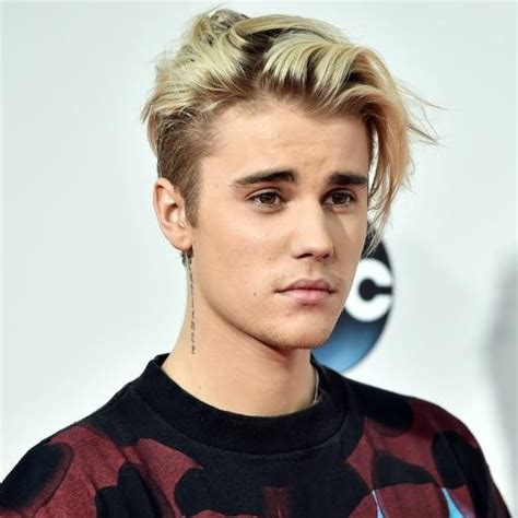 justin bieber hair changes really