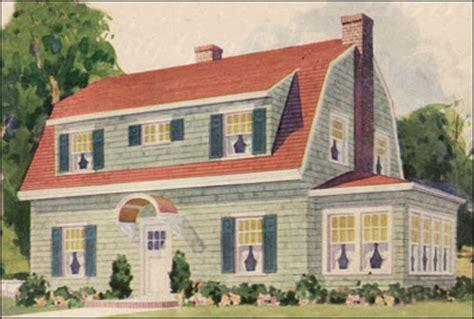 colonial homes magazine house plans 1920 s dutch colonial floor plan