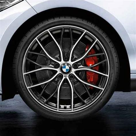 bmw m performance wheel shopbmwusa bmw m performance 19 quot style 405m complete