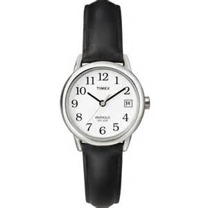 fossil black friday timex womens silver easy reader watch t2h331d7 timex