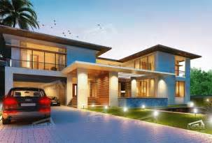 Modern Style Home by Modern Tropical House Plans Amp Contemporary Tropical